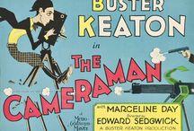 The Cameraman - Buster Keaton
