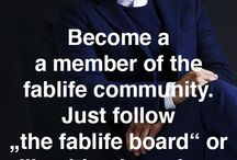 The fablife board / This board is for all our followers who love the good things in life and would like to contribute to our vision of a great lifestyle for all men. If you like to become a contributor, just follow this board and we will grant you access to this board. Let's rock! / by fablife