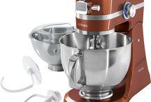 Küchenmaschinen und Food Processors / Die Fragen aller Fragen für den Küchenalltag: Welches Gerät ist das richtige für mich?