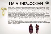 Sherlocked / by Ariadne Rooney