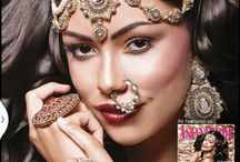 Traditional South Asian Bridal Beauty Inspiration!