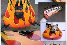 Idea! Paint my guitar!