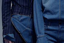 Tendenze moda: Jeans / Evergreen della moda, unisex, tessuto da lavoro, anni 70, short, stretch, slim, classici, a zampa e molto cow boys
