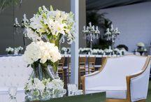 Casamento Verde e Branco / Verde e Branco são as cores mais tradicionais para casamentos. Montamos esse board para te inspirar.
