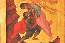 Jakub i Anioł