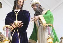 Lunes Santo: San Gonzalo / Hermandad de San Gonzalo de Triana, Sevilla · Lunes Santo. Semana Santa 2015 www.trianaocio.es/ Triana Ocio   Agenda Cofrade