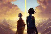 Avatar the legend of aang/ korra