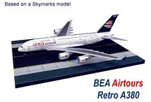 Custom Airline Models  / These are some models i have madem myself