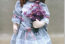 2013 Cloth Baby Doll Challenge! / Dolls from the 2013 Cloth Doll Challenge - more pictures at http://ClothDollBabies.com