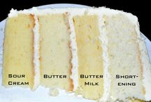 Cake ideas / Thoughts