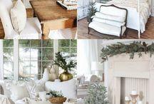 Living Room - Winter Theme
