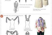 Modi Di Indossare Una  Sciarpa