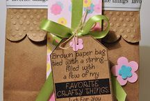 FAVORITE CRAFTY THINGS - SIGN UPS
