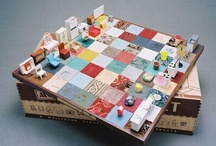 Chess Set / by Hannah Mountford