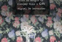 MySocialTab Gift Quotes / Check out our inspiration gift quotes.