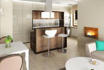 Projektowanie wnętrz Bydgoszcz Projekty wnętrz, nowoczesny salon sypialnia łazienka kuchnia  / Projekty wnętrz, nowoczesny salon sypialnia łazienka kuchnia www.inspirationstudio.eu