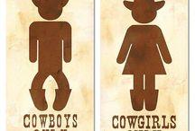 cowboys en indianen kamp