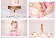 Tammi Pretorius cake smash ideas
