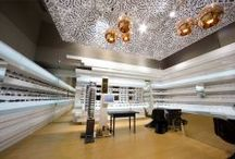 Eye-Q Stores / Interior design of Eye-Q optical stores in Golden Hall, an upscale mall, in Athens, Greece Interior Design | Optical Store | Athens