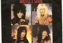 80s Metal Bands / by Hiromi Luna TJP
