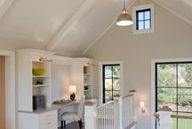 Vaulted Ceiling Lighting ideas / Unsure of what to do with your vaulted ceilings?  Check out our new board