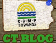 The Board- What's new / The latest and greatest news and updates from Camp Towanda, top 10 lists and more.