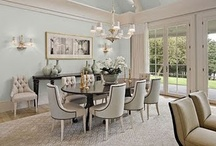 Dining Rooms / by Laura Thornton