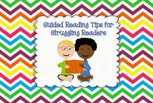 Teacher Tips- Reading / by Amber Duncan