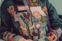 quilt tøj