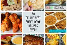 Super Bowl EATS / Great recipes for the Super Bowl