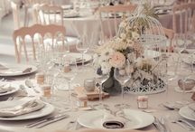 Table mariage 2017
