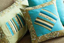 Travesseiro acolchoado