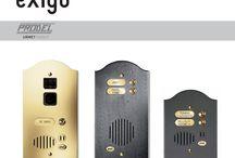 домофон | intercom / Вызывные панели, абонентские переговорные устройства, видеомониторы.