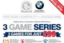 Hospitality / Blackburn Rovers Hospitality offers  / by Blackburn Rovers