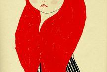 Something Red / Something Ginger / red/ginger