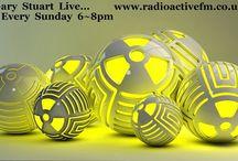 Radioactivefm 24/7 online dance station