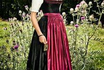 Bavarian Dirndl ol.