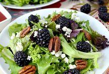 Salads / by Deborah Parmer