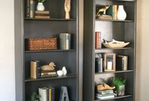 ideas for bookshelves
