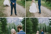 •Wedding•Bride•&•Groom•First•Look• / • First Look • Bride • Groom • • Primeiro Encontro • Noiva • Noivo • • Idéias • Inspirações •