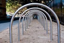 Commuter biking | Bike racks