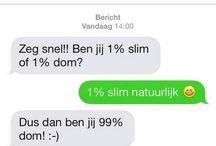whatsapp gesprekken!!