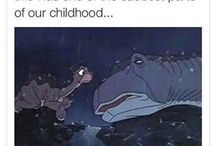 Land Before Time  (aka my childhood)