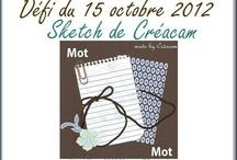 sketch carte