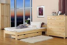 Masívne postele / Vyrábame kvalitný masívný nábytok za rozumné ceny