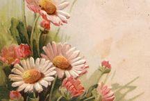 tablero flores