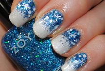Inverno - Winter nails