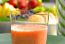 Drinks and smoothies / by Amy Ruddick-Green