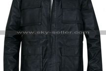 Midnight Run Jack Walsh Black Leather Jacket / Get this classic Bounty Hunter Midnight Run Black Leather Jacket at most affordable price from Sky-Seller and avail free Shipping.