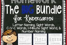 Teaching Kids / Teaching aids and ideas for teaching kids and getting them excited about reading and learning (elementary school age)